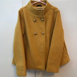 GYMBOREE yellow jacket
